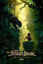 Plakat filmu Księga dżungli