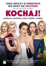 Plakat filmu Kochaj