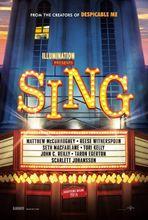 Plakat filmu Sing