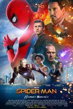 Plakat filmu Spider-Man: Homecoming