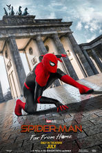 Plakat filmu Spider-Man: Daleko od domu