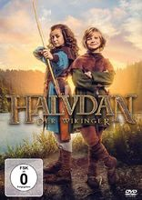 Plakat filmu Halvdan - prawie Wiking