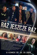 Plakat filmu Raz, jeszcze raz