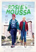 Movie poster Rosie i Moussa
