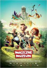 Plakat filmu Magiczne muzeum
