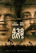 Plakat filmu 438 dni