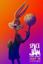 Plakat filmu Kosmiczny mecz: Nowa era