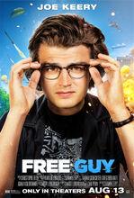 Movie poster Free Guy