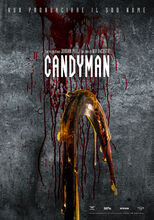 Plakat filmu Candyman