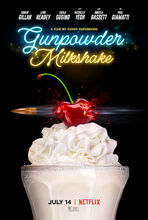 Plakat filmu Zabójczy koktajl