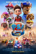Movie poster Psi Patrol Film