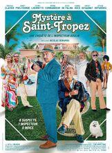 Movie poster Tajemnice Saint Tropez