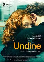 Movie poster Undine